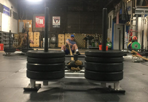 WOD 022218: Pullin' For Before The Open.