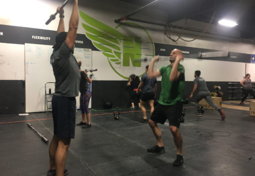 "WOD 022618: ""Filthy Fifty!…Welcome Back"" Said No One Ever."