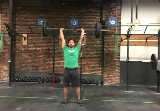 WOD 200618: All Those Burpees!