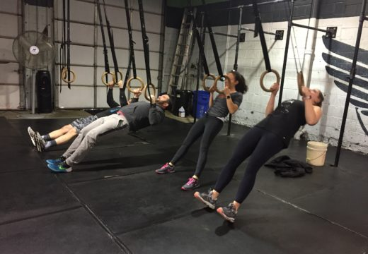 WOD 021118: Rope Climbs for Days….