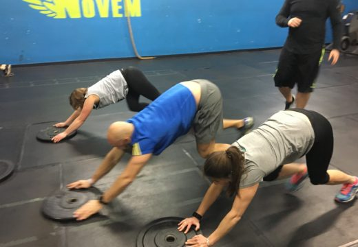 WOD030618: The Power of the Plate Push!