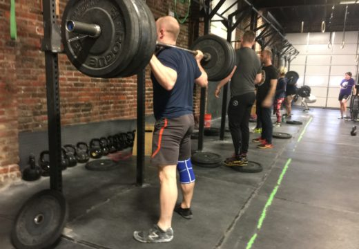 WOD030718: Snow Day Morning Fitness!