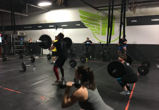 WOD031318: Timing Our Tempo Front Squats