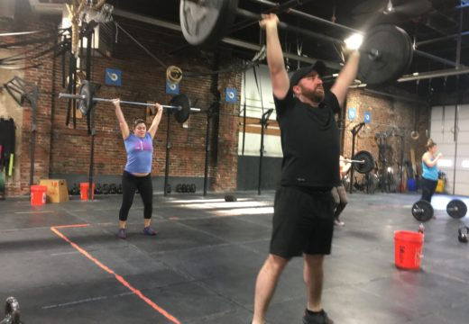 WOD031418: We're Ready for that Spring Clean (Complex)!