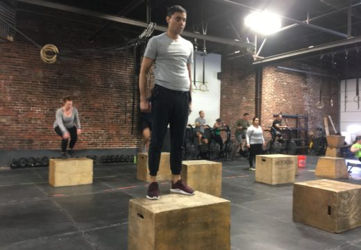 WOD032118: A Morning Full of Fitness!