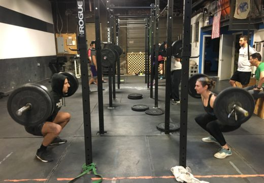 WOD032218: Who Wants an AMRAP after their RFT?