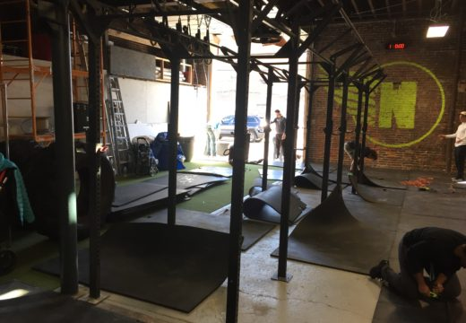 WOD033118: Moving Day #2!