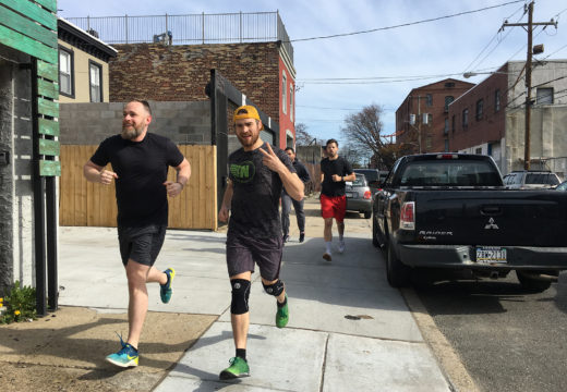 WOD 042118: Team Day Is A Dream Day
