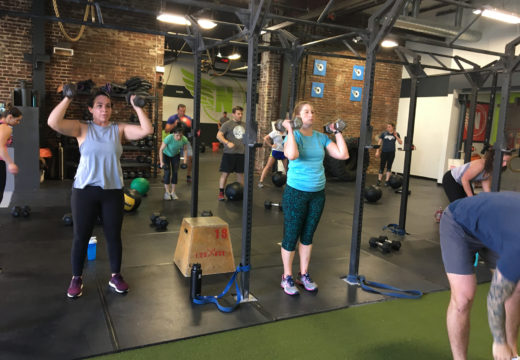 WOD 042618: Get Up Stand Up!