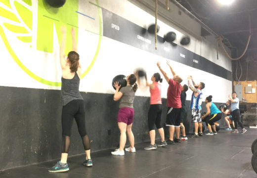 WOD 042718: Max Your Efforts!