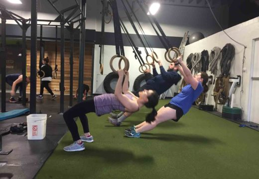 WOD 051318: All Or Nothing…