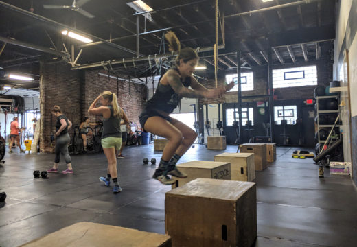 WOD 061118: Case of the Monday's? Nobody Got Time For That!