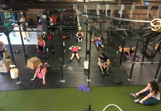WOD 060718: Thursday Got Us Movin!