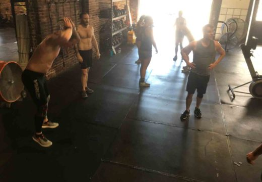 WOD 061618: BootFit, CrossCamp…