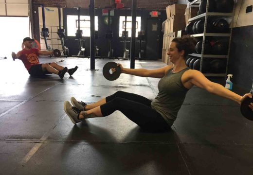 WOD 062418: We're fly.
