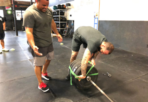 WOD 071718: Mark Of The Beast!