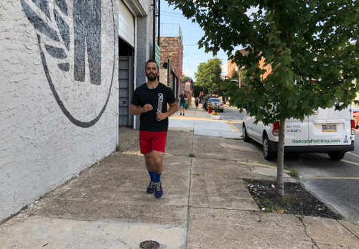 WOD 071818: What's With All The Running?