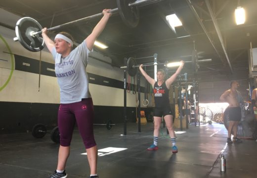 WOD 071418: Team Day
