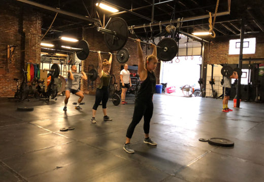 WOD 081318: Thrusting Into The Week!