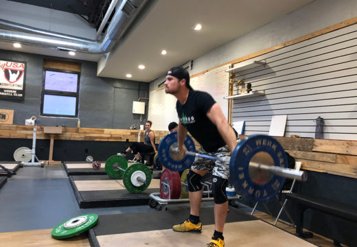 WOD 081418: Snatching Up The Week!