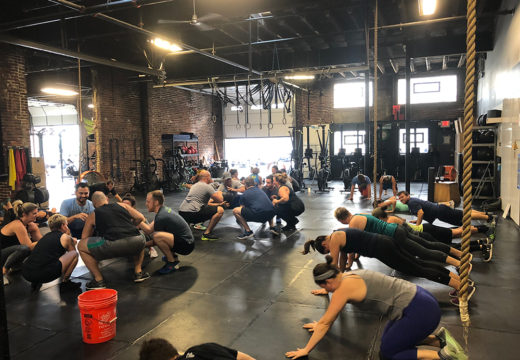 WOD 092218: We Are Community Strong.