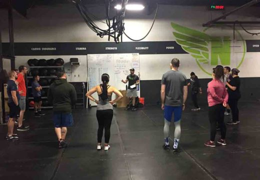 WOD 102518: Running Towards The Weekend With Pete!