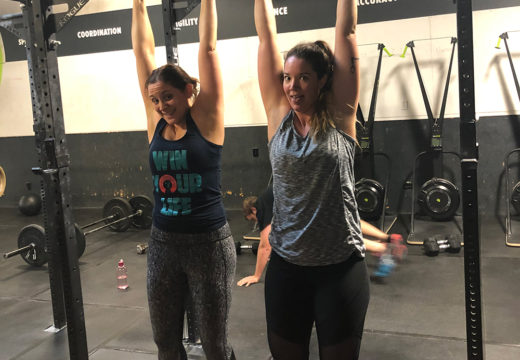 WOD 112418: Hold Tight!