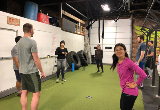 WOD 112918: Do You Even Double Under?