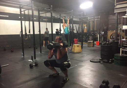 WOD 120218: Post Holiday Party Sweats!