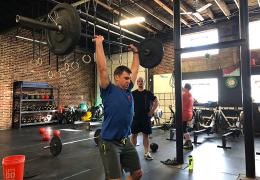 WOD 120818: More Burpees???