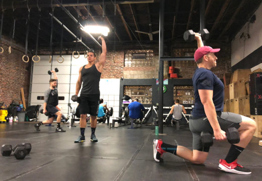 WOD 113018: For Time or An AMRAP???