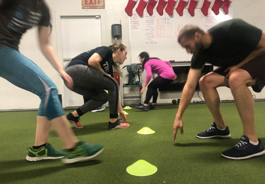 WOD 122018: The Eve of 12 Days of Christmas.