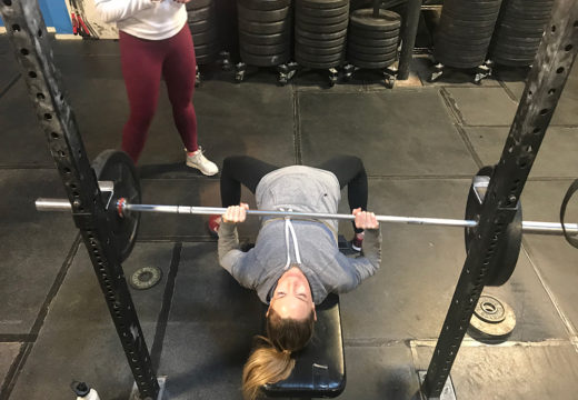 WOD 011119: Friday Night Gains.