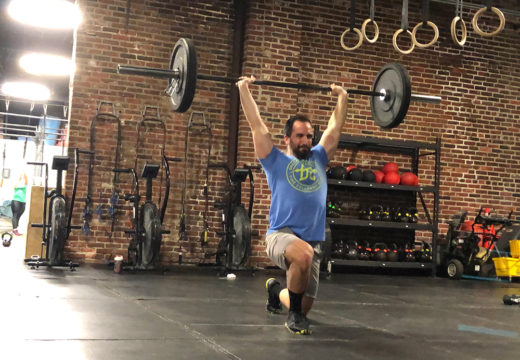 WOD 012419: 5 Rounds, Not 4 Rounds.
