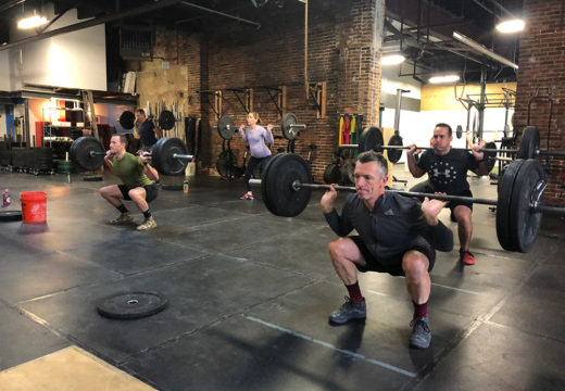 WOD 012819: This Ain't No Sally…