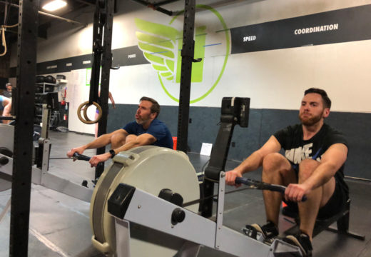 WOD 021519: Rowing Into The Weekend