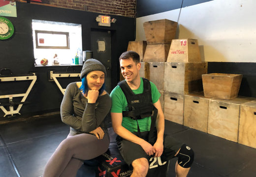 WOD 022519: Moving to Move Monday.