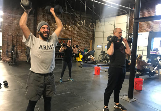 WOD 013119: Smile The Total is Tomorrow!
