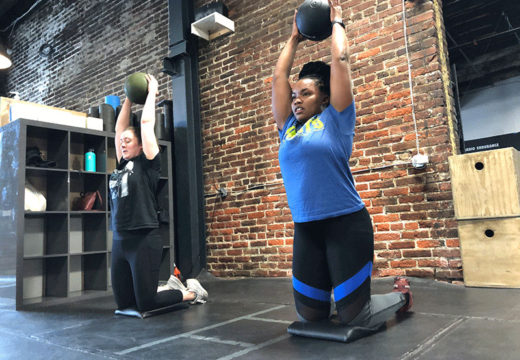 WOD 041719: Getting Over The Camel.