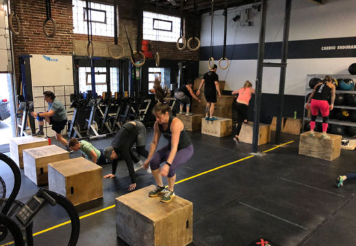WOD 051419: Sprinter Sit-Ups!