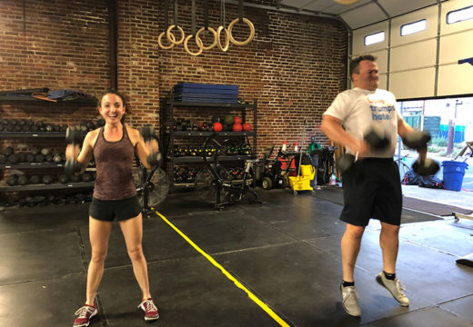 WOD 052119: Clean Up Your Act