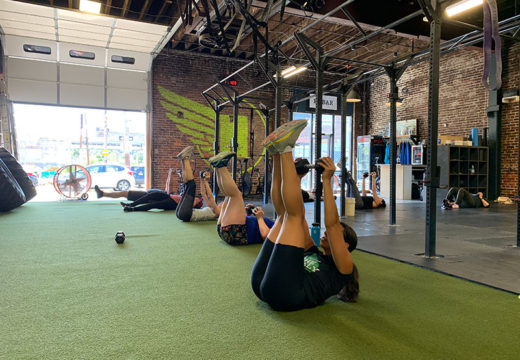 WOD 062319: Push Up Drop Out
