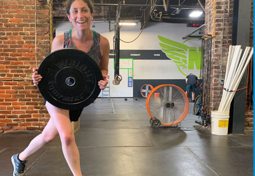 WOD 063019: Tap Dancing Into July