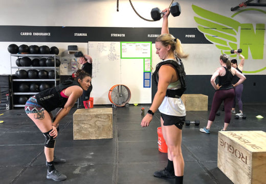 WOD 060119: Dumbbell Duo
