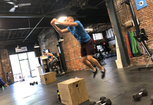 WOD 053119: Air Time