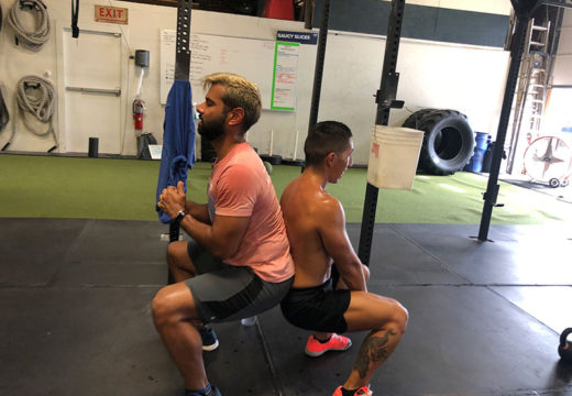 WOD 070619: Sit Back and Relax…