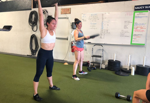 WOD 071919: The Heat Is Rising!