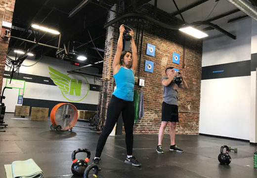 WOD 072419: No Wind Wednesdays!