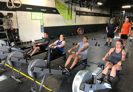 WOD 080419: Ready For Monday!