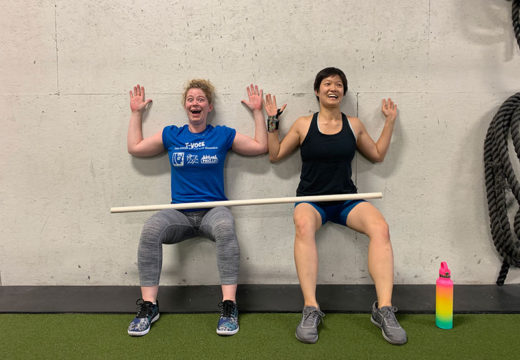 WOD 082319: Setting The Bar With Fitness Mixed With Fun